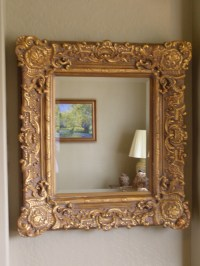 Custom Mirrors including Chipped Edge, Beveled and ...