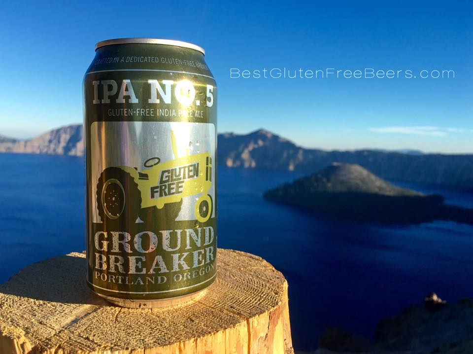 ground breaker brewing ipa no. 5 best gluten free beer reviews