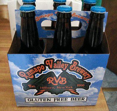 best gluten free beer brands ramapo valley brewery