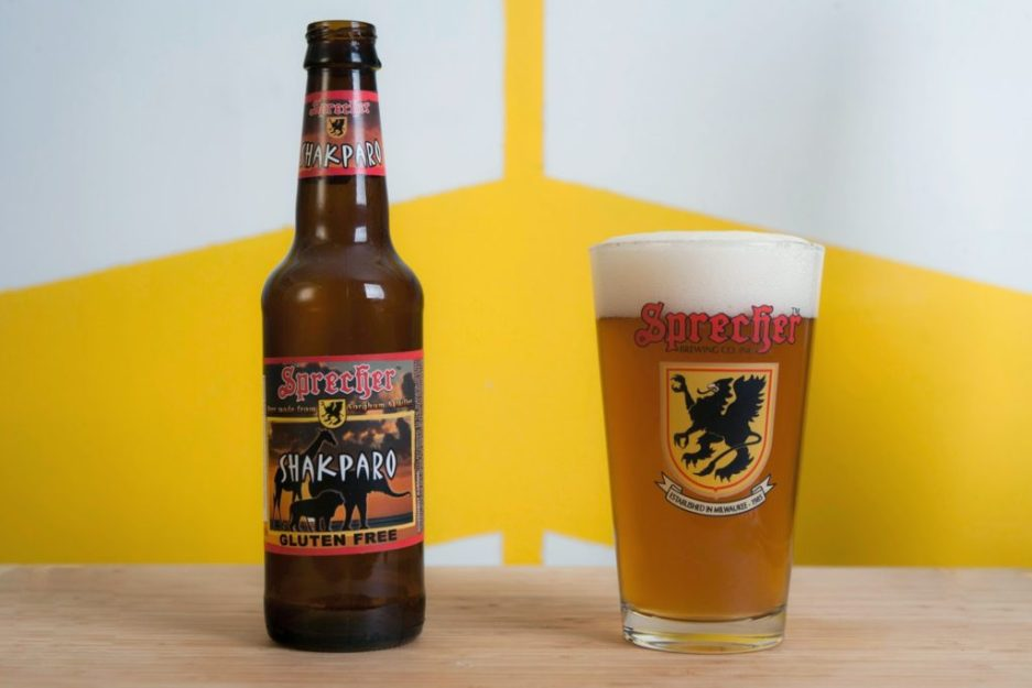 best gluten free beer brands sprecher brewery