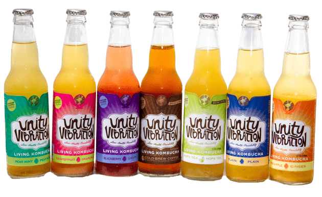 unity vibration ginger kombucha beer best gluten free beers review