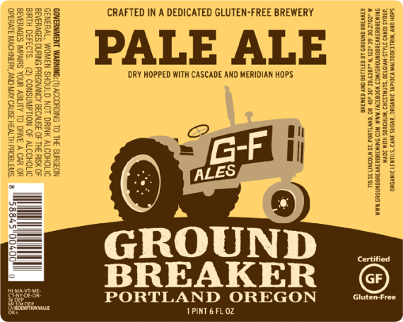 ground breaker pale ale best gluten free beers reviews