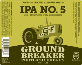 ground breaker IPA 5 ale best gluten free beers reviews