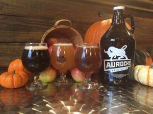aurochs brewing gluten free beer brand