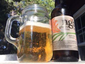Minhas Craft Brewery nab lager gluten free beer