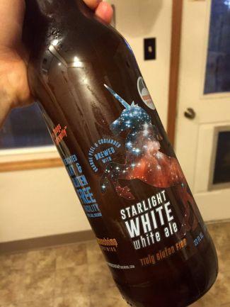 moonshrimp brewing starlight white ale best gluten free beers
