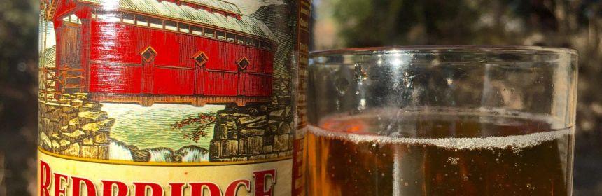 Anheuser-Busch redbridge gluten free beer review