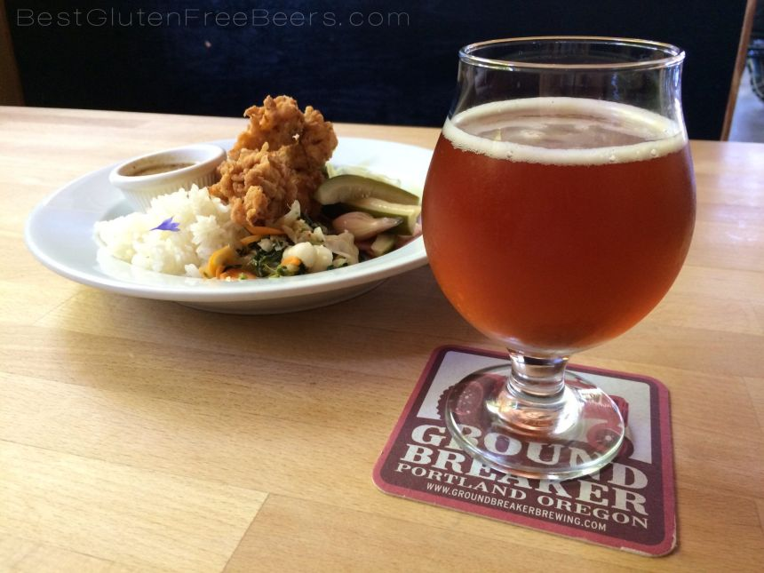 Taproom Experience: Ground Breaker Brewing - Lunchtime
