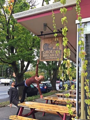 Taproom Experience: Ground Breaker Brewing
