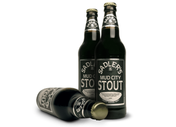 sadlers brewery gluten reduced mud city stout