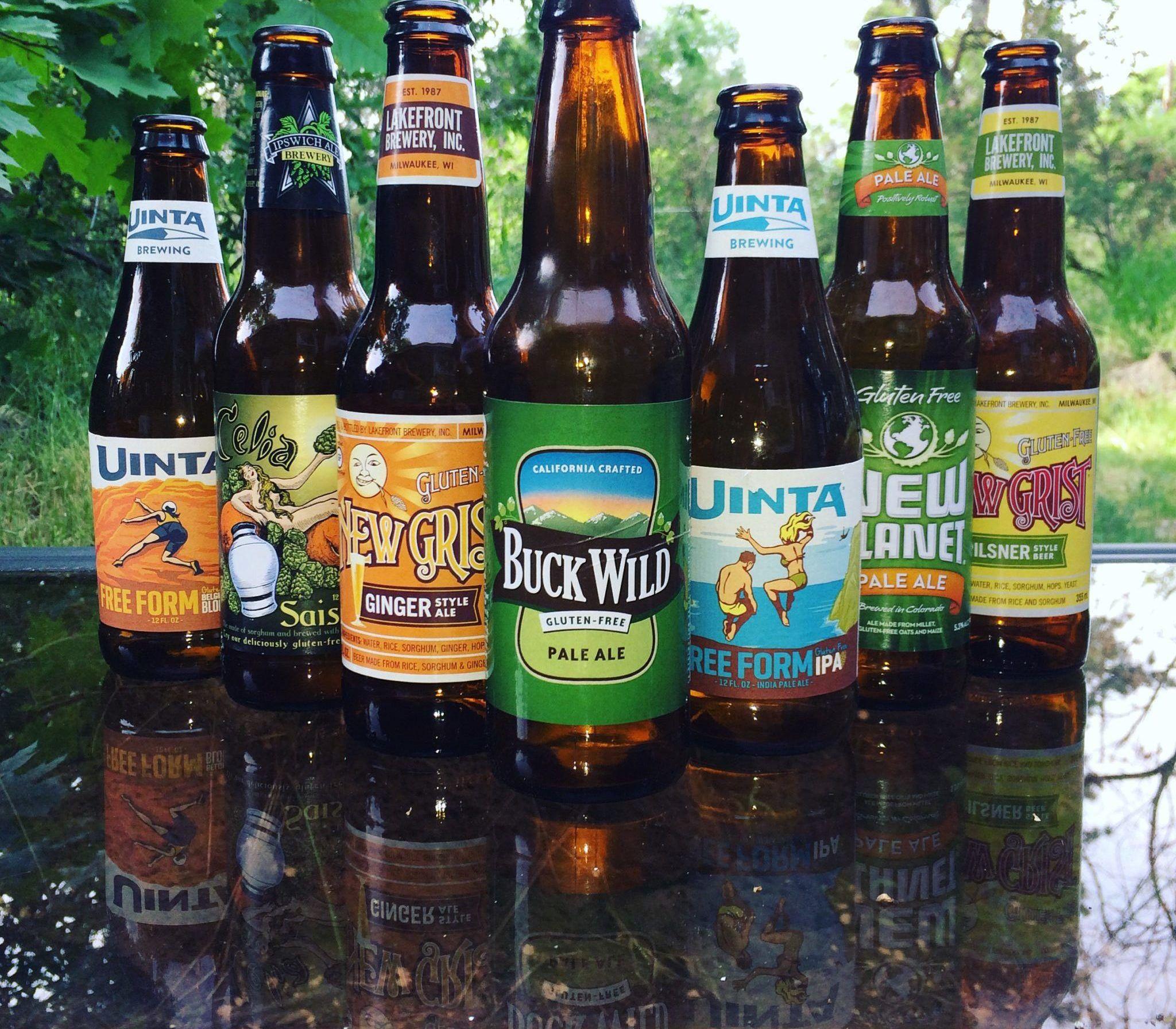 support best gluten free beers
