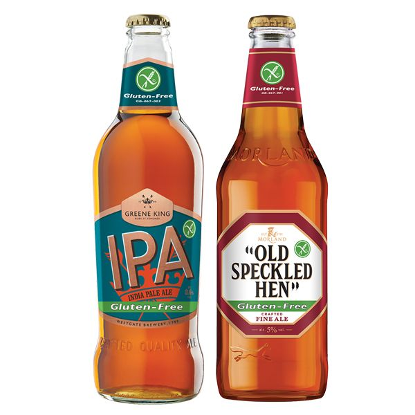greene king brewery old speckled hen english ale greene king spa gluten reduced gluten free