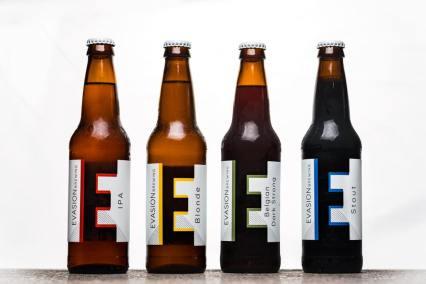 Evasion Brewing Oregon Gluten Free Brewery