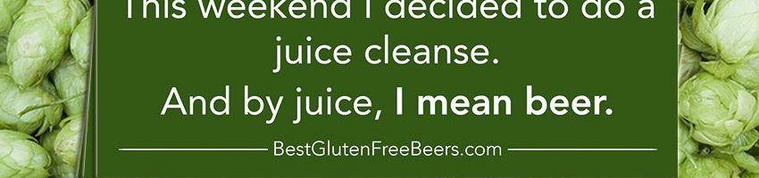 Gluten Free Humor...In Sticker Form - BEST GLUTEN FREE BEERS