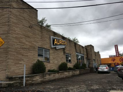 Aurochs Brewing Co. Taproom Experience Best Gluten Free Beers Guest Review