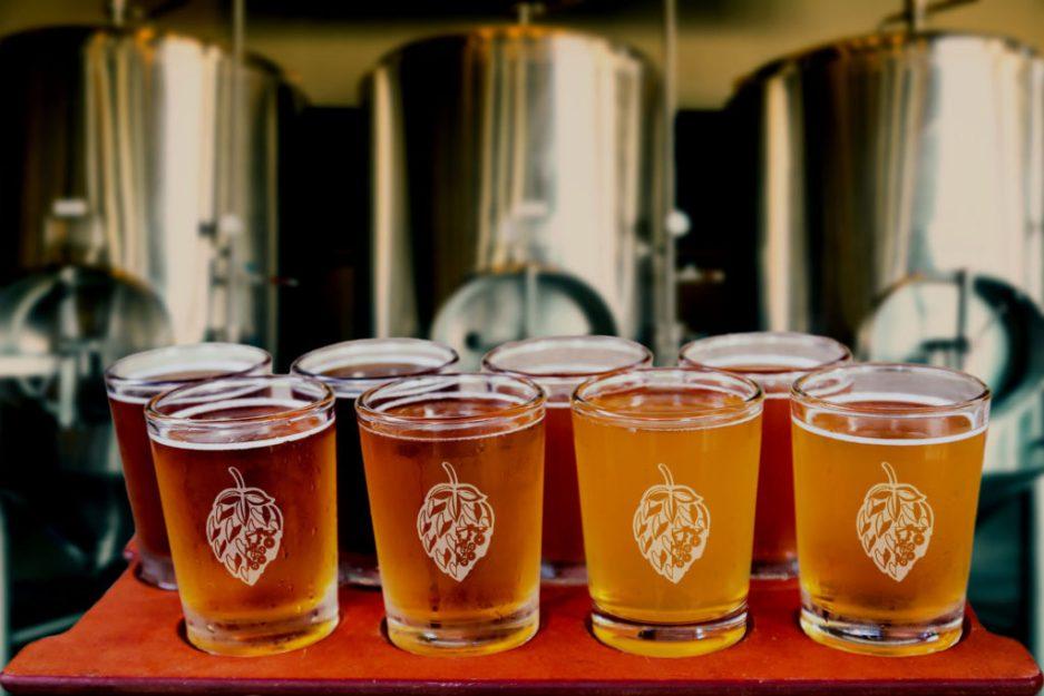 Blueprint Brewing Company Gluten Free Beer