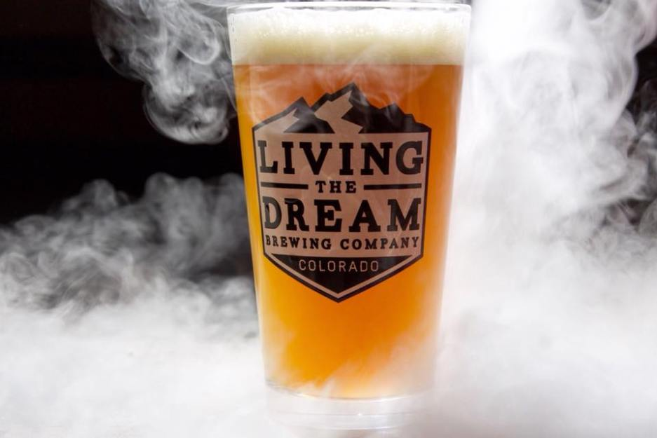 Living the Dream Brewing Company gluten reduced beers
