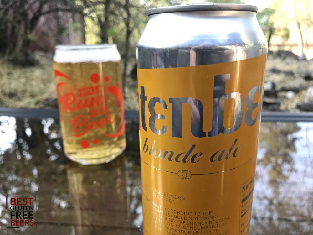 Glutenberg Blonde Ale Gluten Free Beer Review