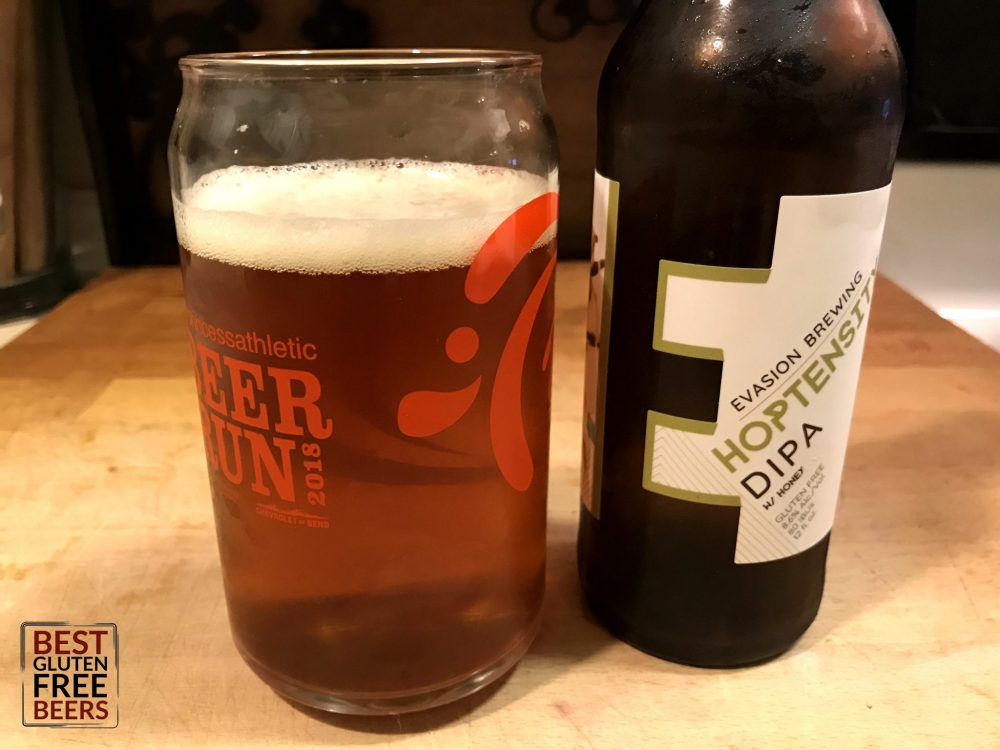 Evasion Brewing Hoptensity Double IPA