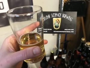 Divine Science Brewing gluten free brewery