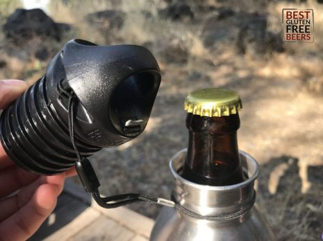Keep your beer cold with BottleKeeper. Keep Your Beer Bottles Cold, Beer Bottle Insulator, Best Gluten Free Beers