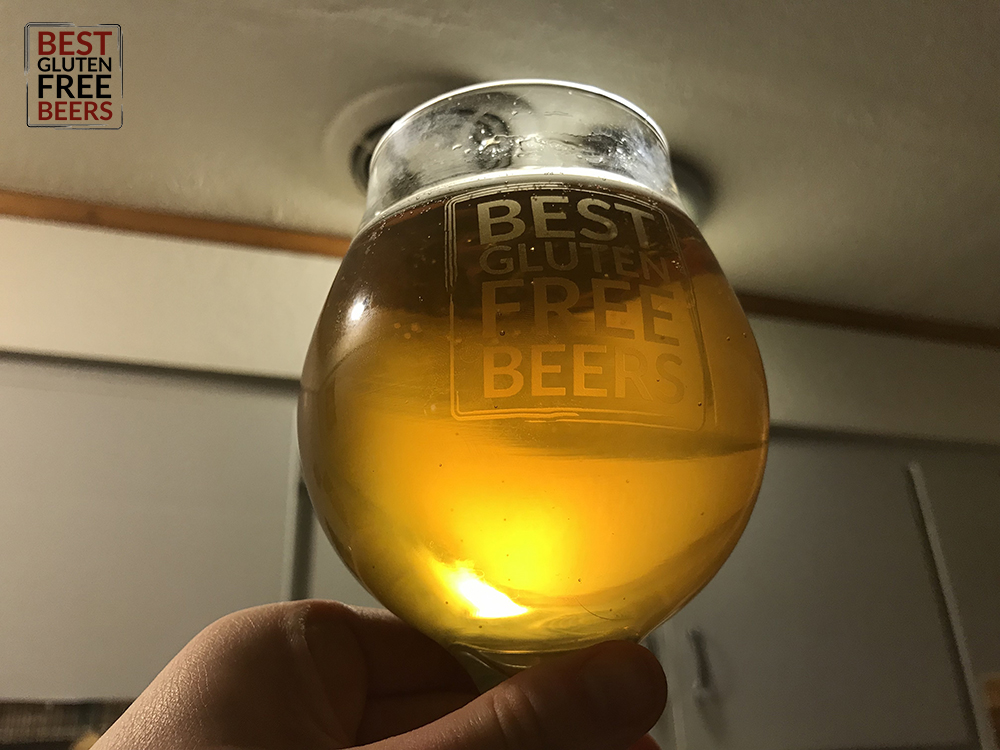 Divine Science Brewing Third Contact IPA