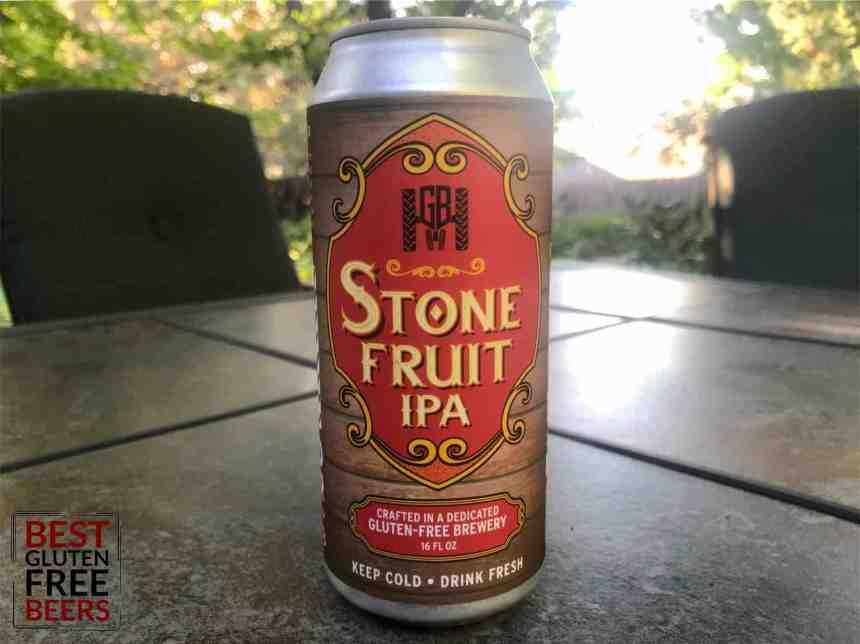 Stone Fruit IPA gluten free