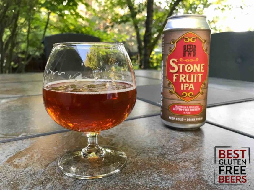 Ground Breaker Stone Fruit IPA