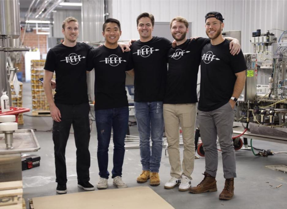 NEFF BREWING TEAM