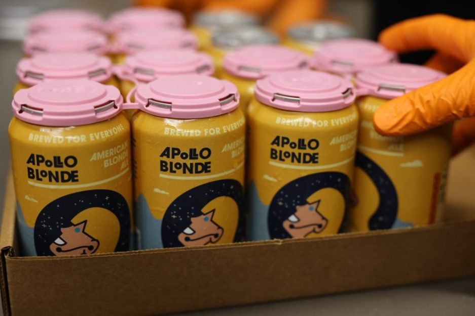 NEFF BREWING Apollo Blonde Ale