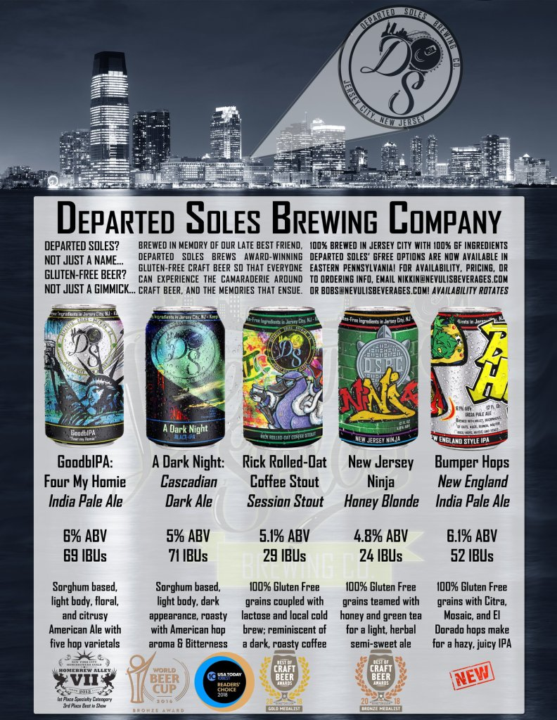 Departed Soles brewing co