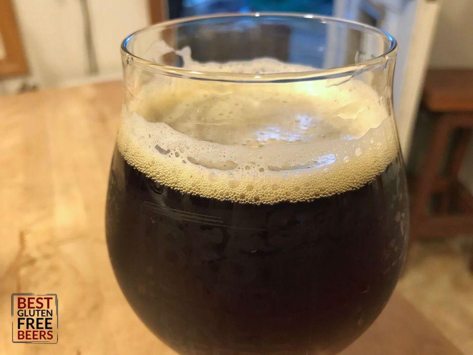 Ground Breaker Dark Ale 1