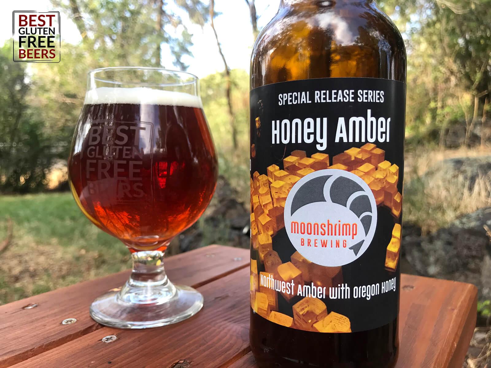 Moonshrimp Brewing Honey Amber Ale 3
