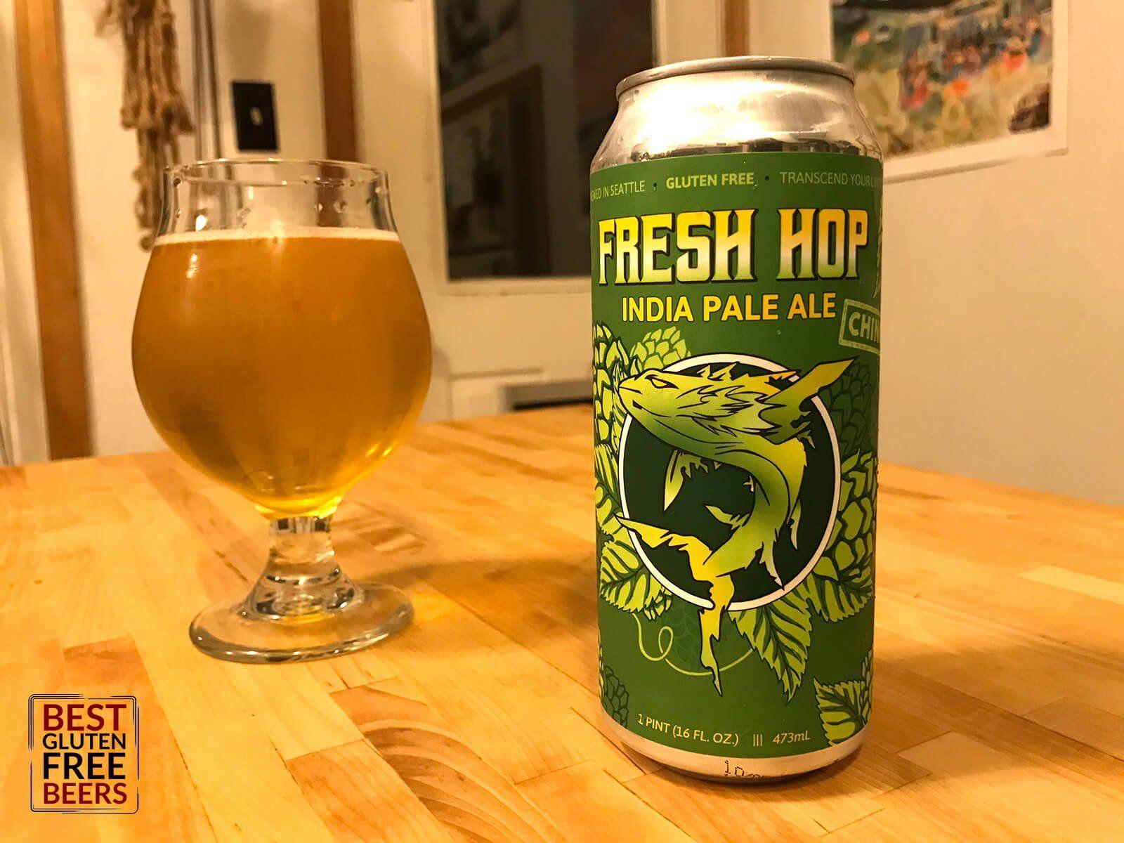 Ghostfish Brewing Chinook Fresh Hop IPA