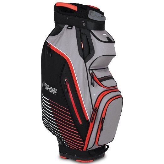 The Ping Pioneer Golf Cart Bag Review Power Of Golf