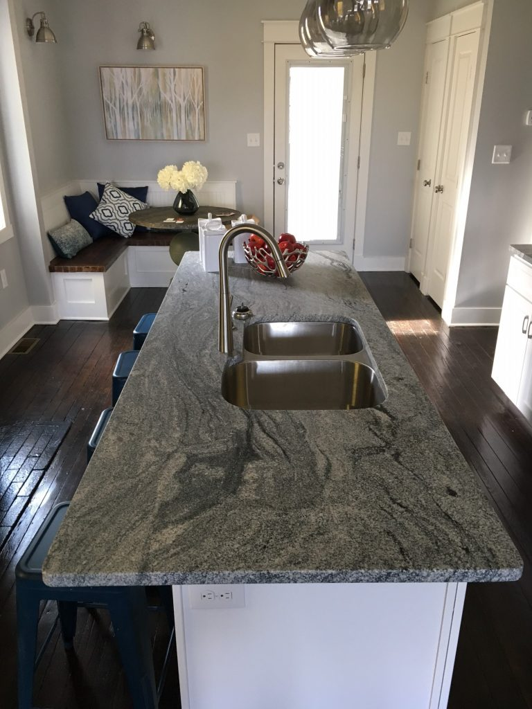 kitchen island for sale aristokraft cabinets viscont white granite countertops, leather finish ...
