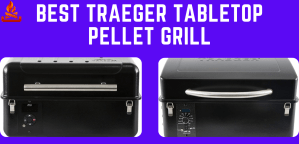 traeger tabletop pellet grill