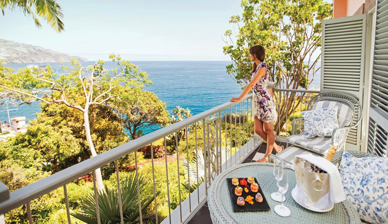 40 Best Hotels In Madeira Bestguide Portugal
