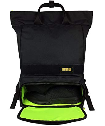 top gym bag with shoe compartment