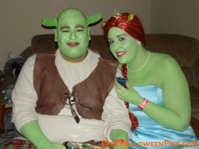 Shrek_princess_fiona_halloween_Costume