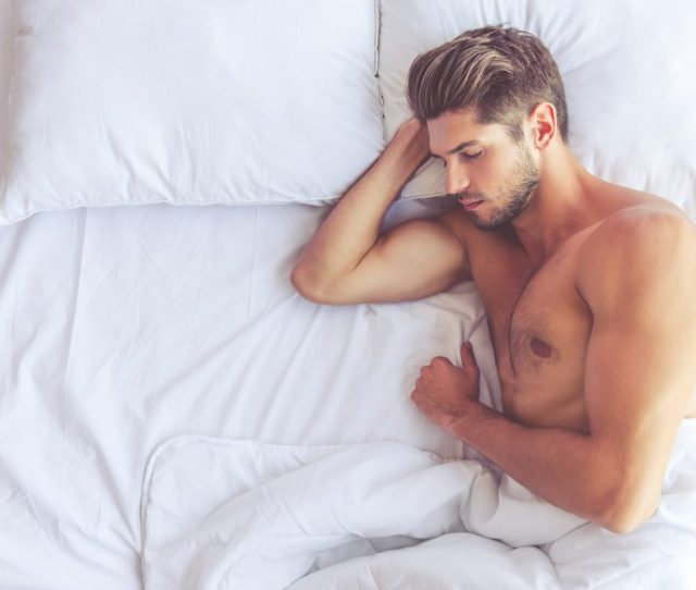 Why He Falls Asleep After Sex