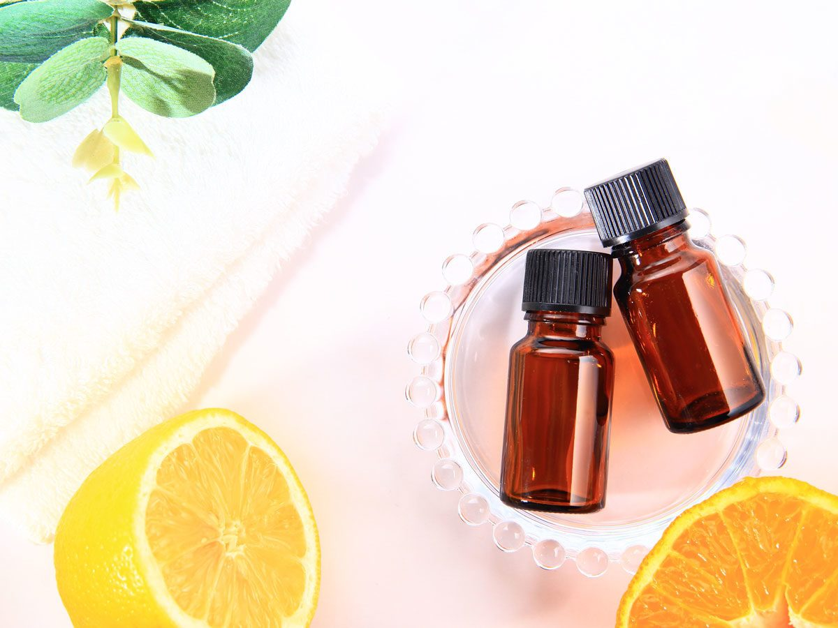essential oil blends for