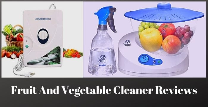 Fruit_and Vegetable Cleaner Reviews