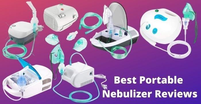 best portable nebulizer