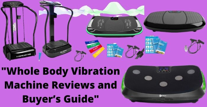 whole body vibration machine