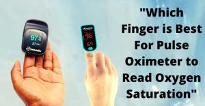 which finger is best for pulse oximeter