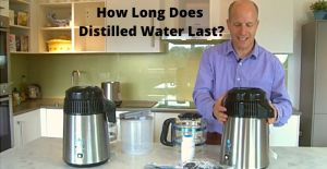 how long does distilled water last