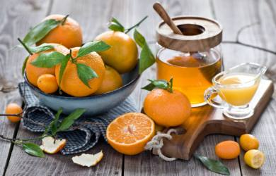 orange fruit benefits featured