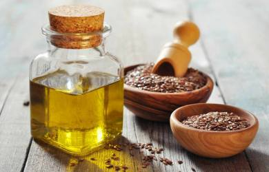 flaxseed oil featured