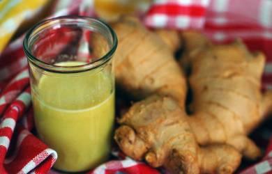 Fresh Ginger Juice